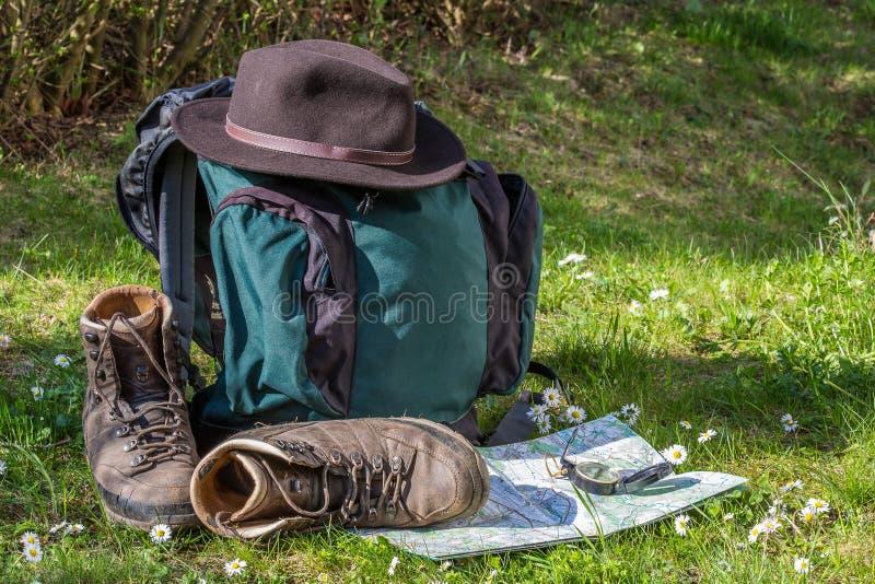 Grass, Plant, Sitting, Headgear royalty free stock image