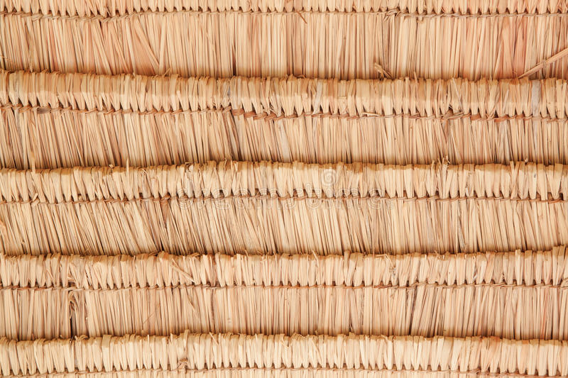 Grass roof backgrounds royalty free stock images