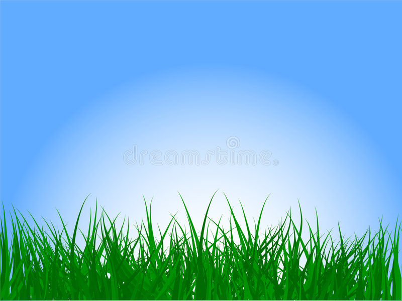 Download Grass And Sky Stock Photos - Image: 5895423