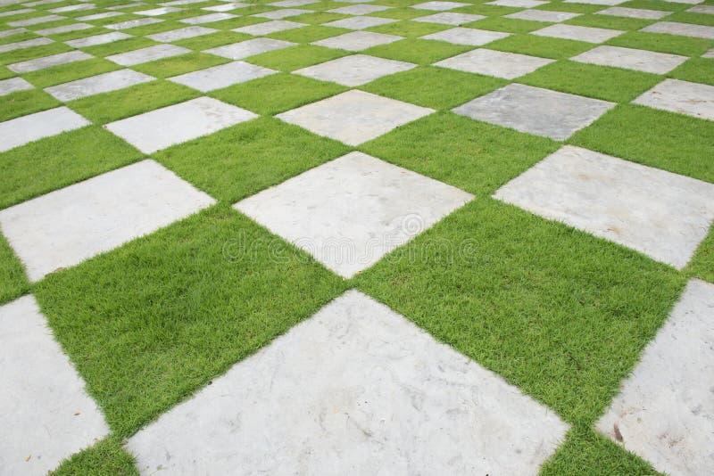 Grass Tiles Beautiful Grass Tiles In A Garden Marble