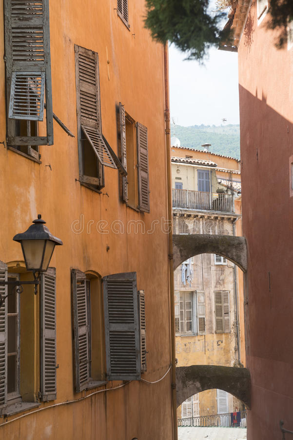 Download Grasse stock photo. Image of grasse, house, historic - 37699618