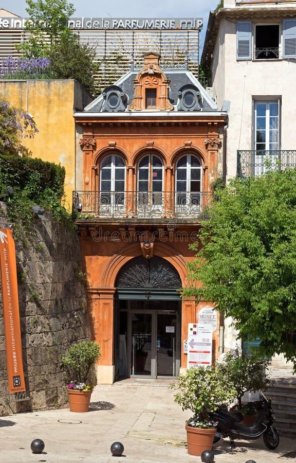 Grasse - pachnidła Fragonard fabryka muzeum obraz stock