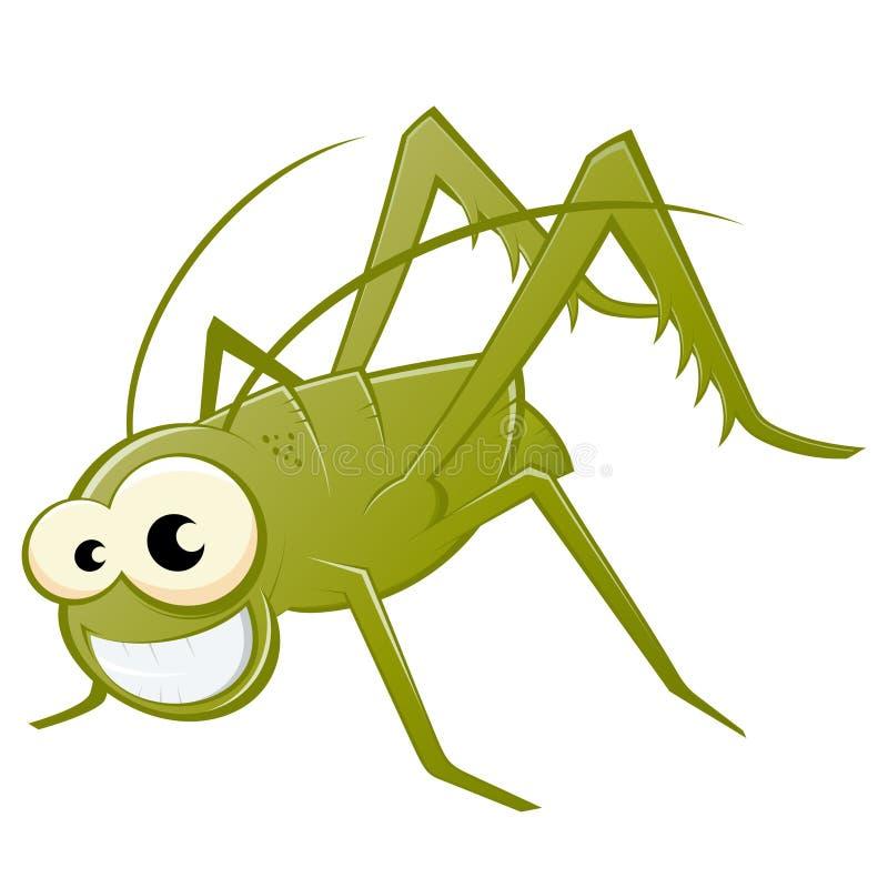 Free Grasshopper Illustration Royalty Free Stock Images - 20430659