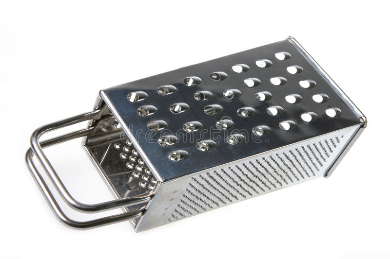 Grate Expectations (geddit?) royalty free stock image