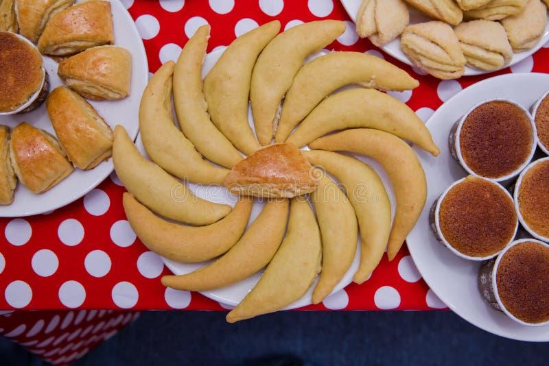 Grated banana sweets . Grated banana cake. Grated banana cake . Grated banana sweets royalty free stock image