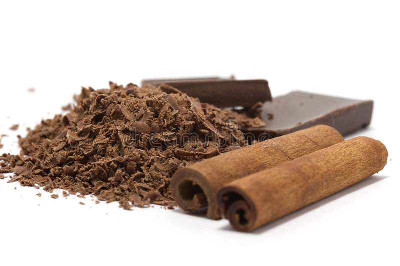 Download Grated Chocolate With Spices Stock Photo - Image: 2128750
