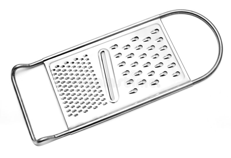 Grater 2 stock images