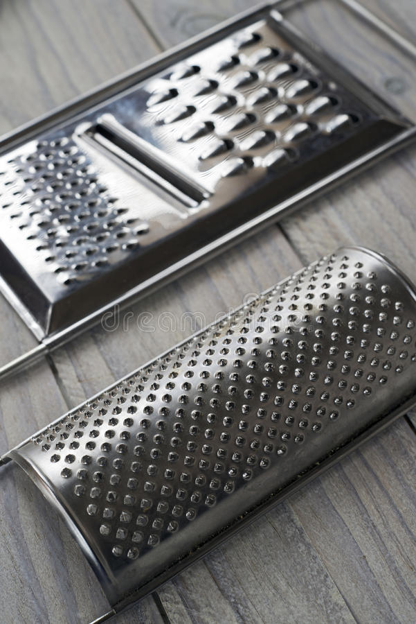 Graters Royalty Free Stock Photo