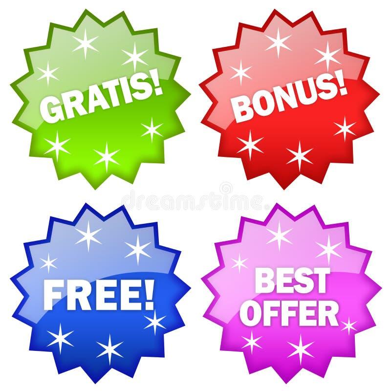 Free Gratis Free Icon Royalty Free Stock Image - 15096406