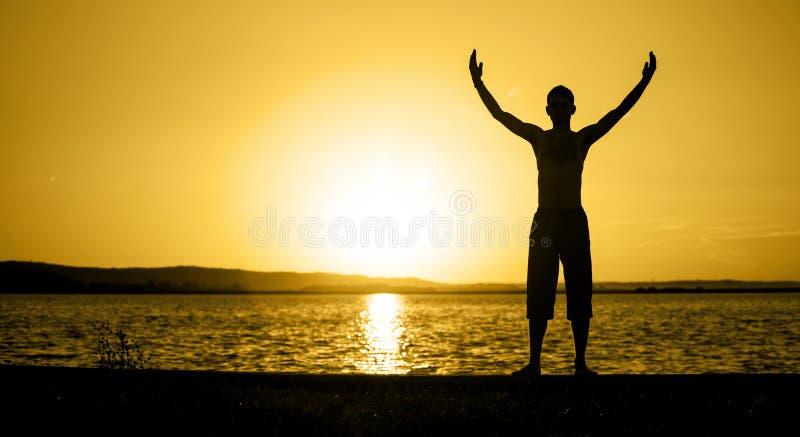 Gratitude, thanks concept stock images
