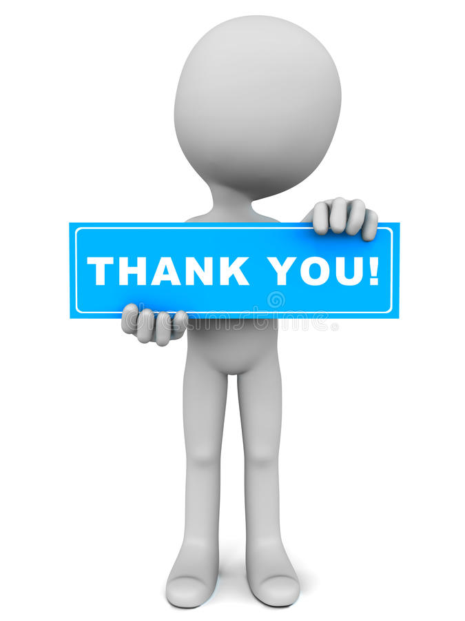 Gratitude stock illustration