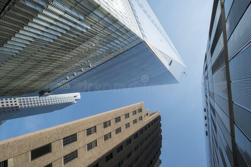 Grattacieli #2 fotografia stock