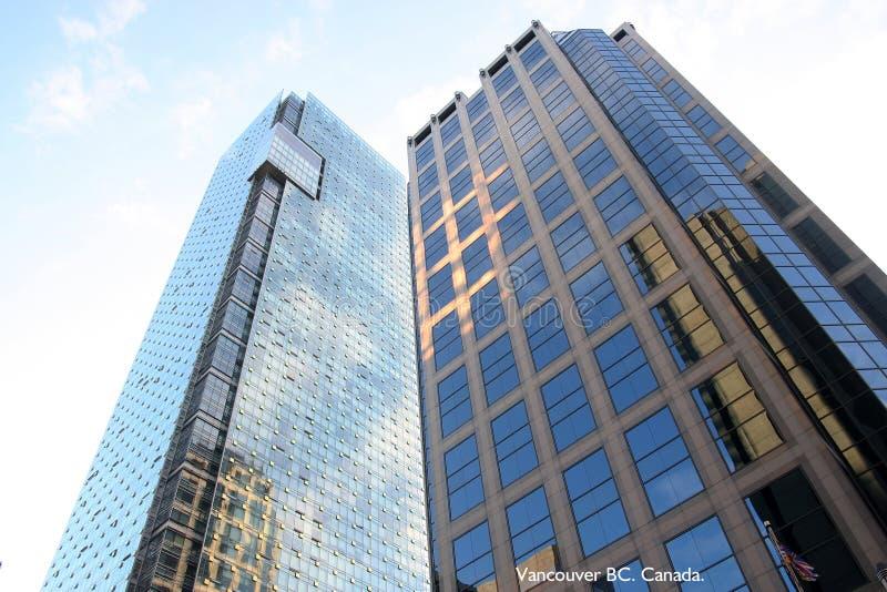 Grattacieli, alti aumenti. fotografia stock