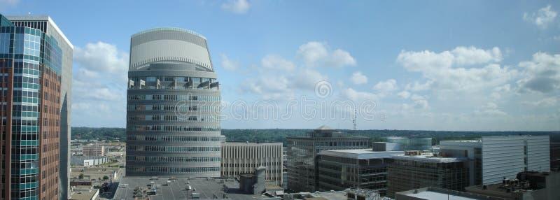 Grattacieli dell'edificio per uffici immagine stock
