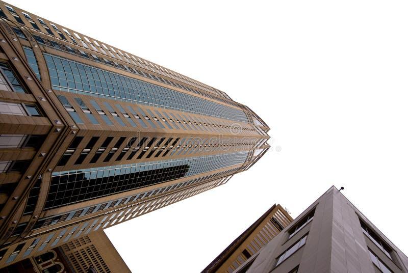 Download Grattacieli Di Seattle Su Bianco Immagine Stock - Immagine di vetro, grande: 7302595