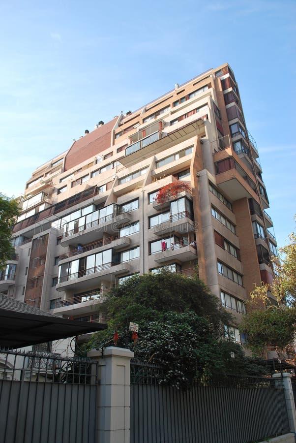 Download Grattacieli A Santiago, Cile Immagine Stock - Immagine di bello, appartamento: 56891881