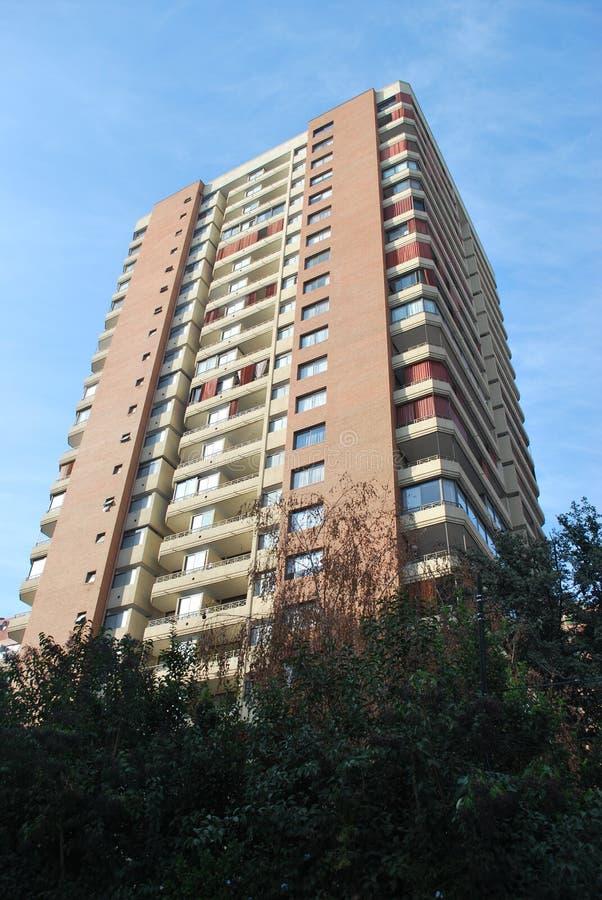 Download Grattacieli A Santiago, Cile Immagine Stock - Immagine di città, nubi: 56892339