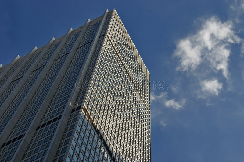 Download Grattacielo fotografia stock. Immagine di ufficio, grattacielo - 216966