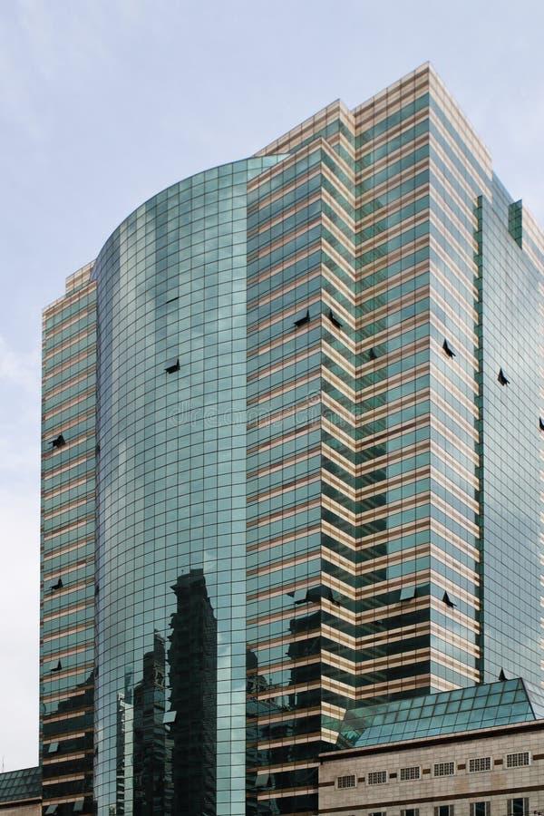 Grattacielo. immagine stock