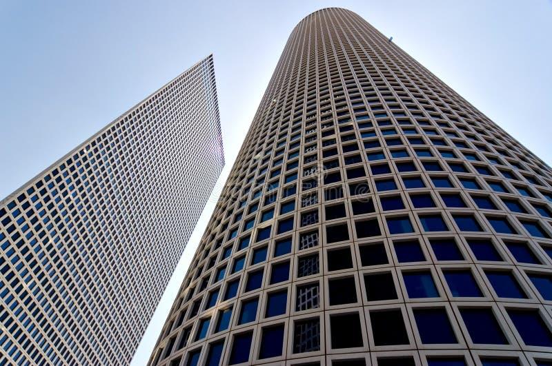 Grattacielo fotografia stock