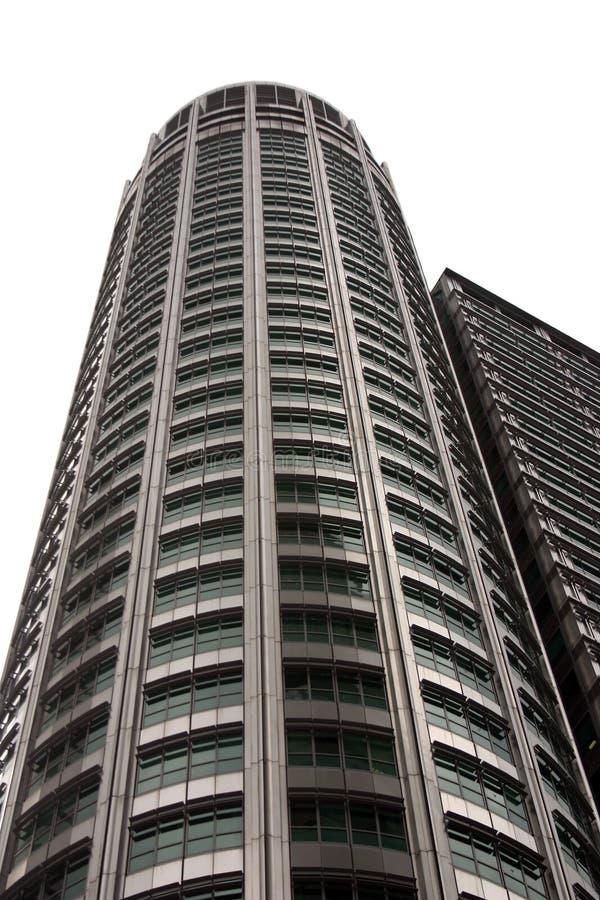 Grattacielo alto fotografia stock