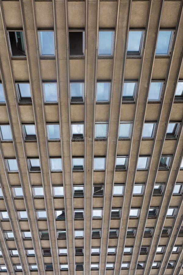 Grattacielo astratto immagini stock