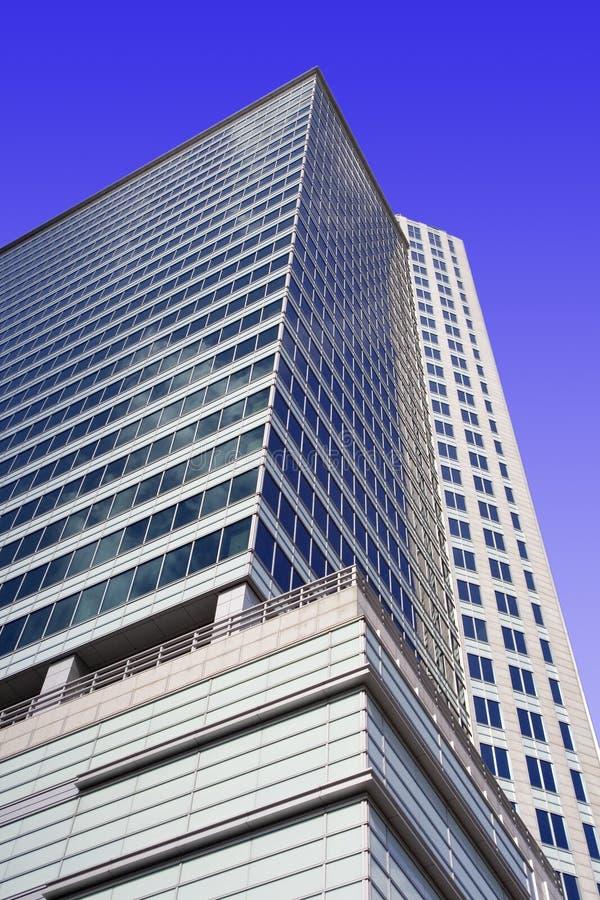 Grattacielo corporativo fotografia stock libera da diritti