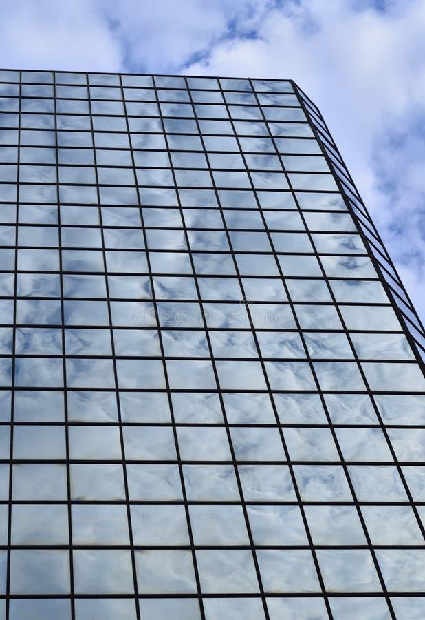 Grattacielo della città fotografia stock libera da diritti