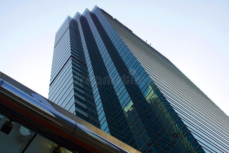 Grattacielo di Hong Kong fotografia stock