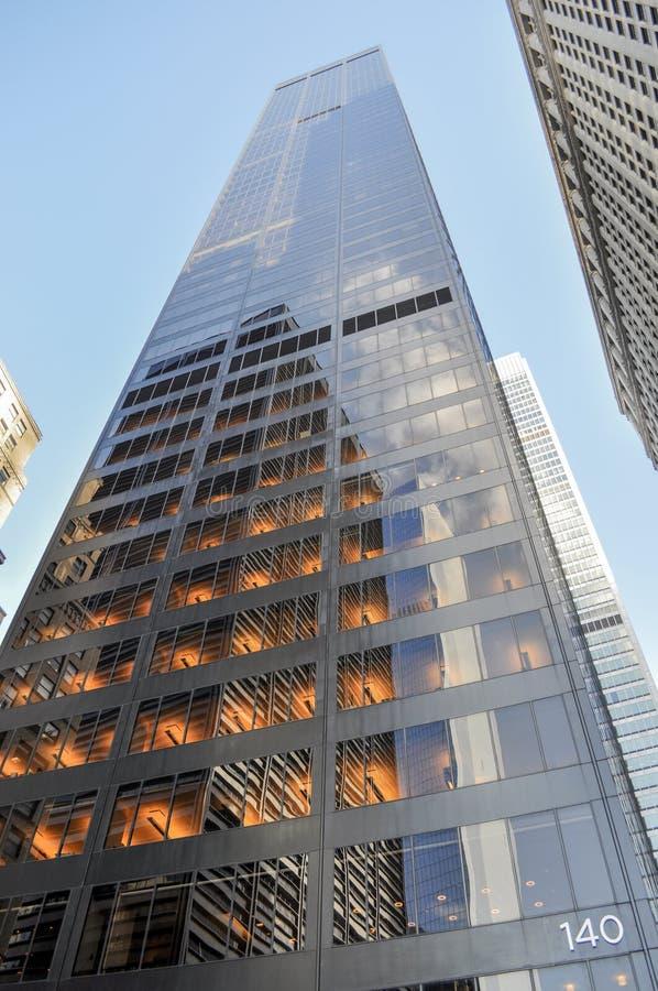 Grattacielo di New York immagini stock