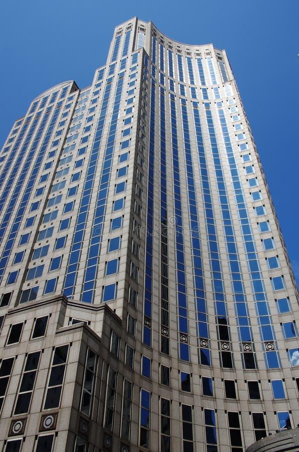 Grattacielo di New York fotografia stock