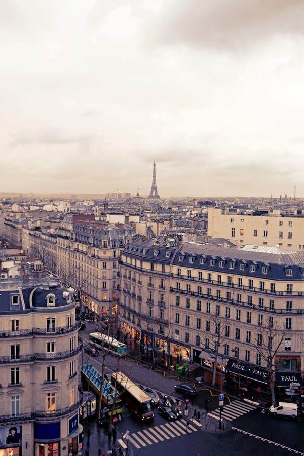 Grattacielo di Parigi immagini stock libere da diritti
