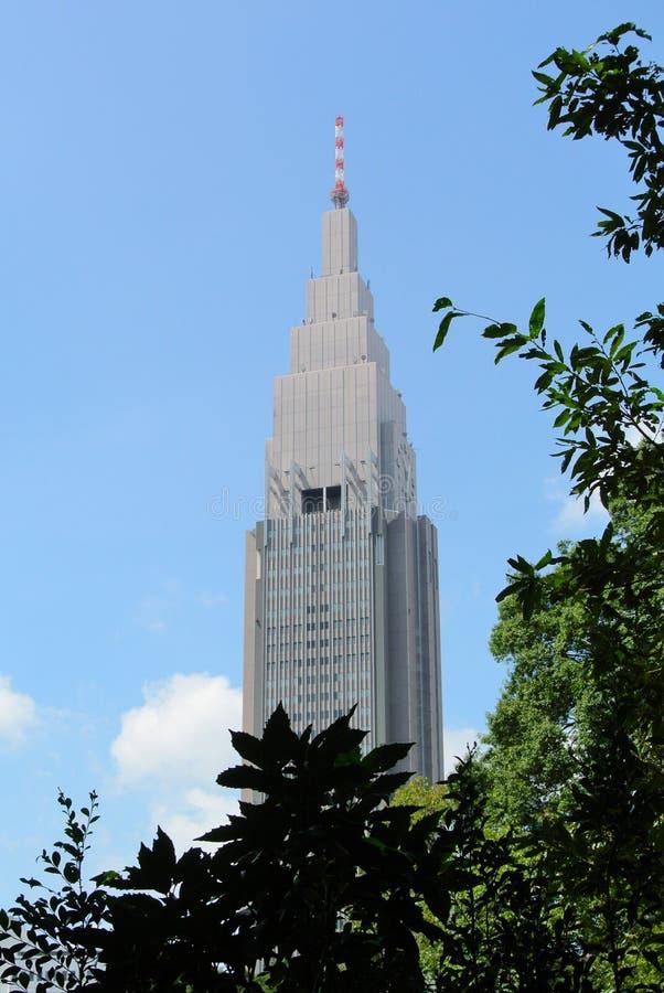 Grattacielo di Tokyo Giappone immagini stock
