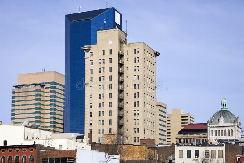 Grattacielo a Lexington immagine stock libera da diritti