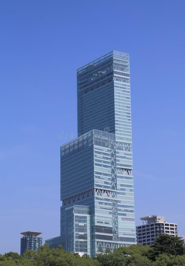 Grattacielo Osaka Japan fotografia stock