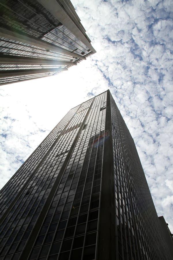 Grattacielo a Sao Paulo, Brasile immagini stock libere da diritti