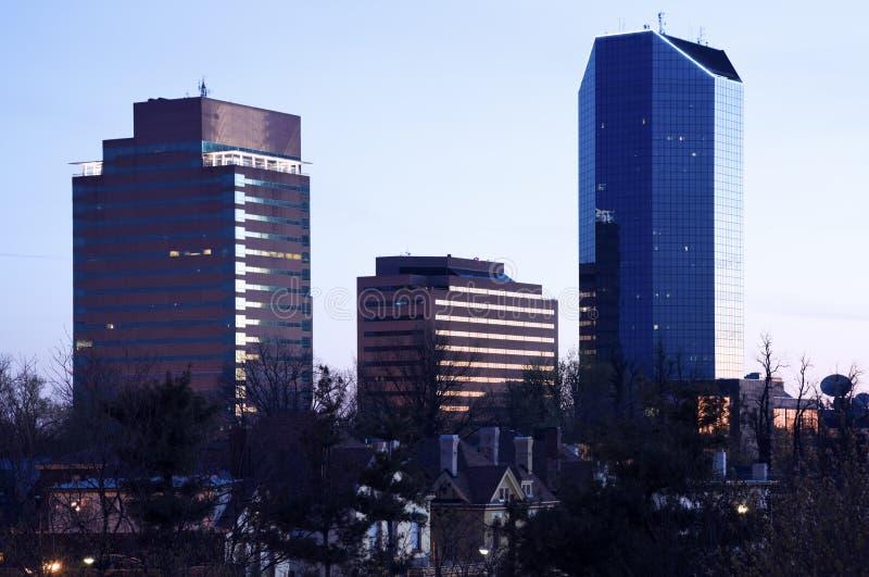 Gratte-ciel à Lexington photo stock