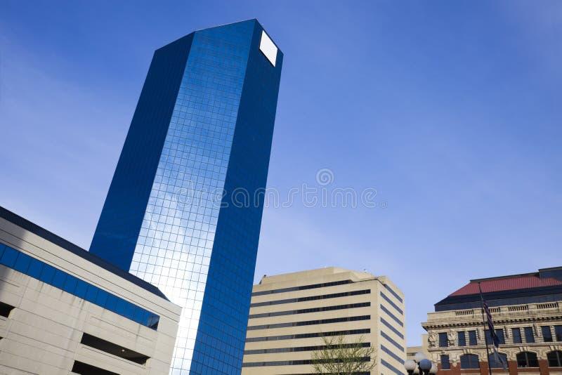 Gratte-ciel à Lexington photos libres de droits