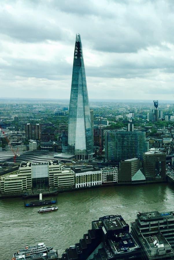 Gratte-ciel à Londres photographie stock libre de droits