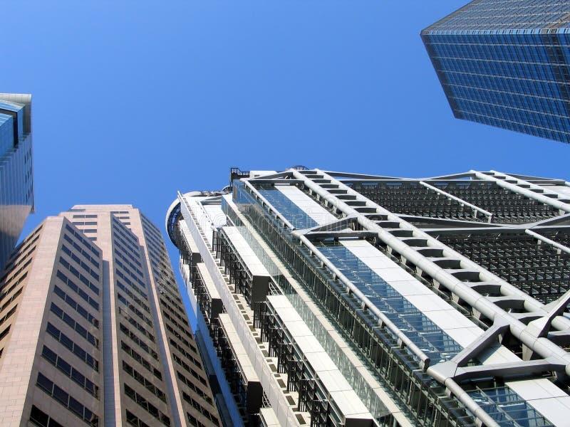 Download Gratte-ciel image stock. Image du moderne, architecture - 54599