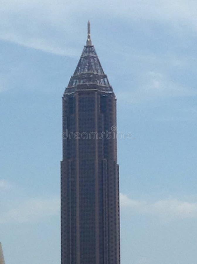 Gratte-ciel d'Atlanta photographie stock