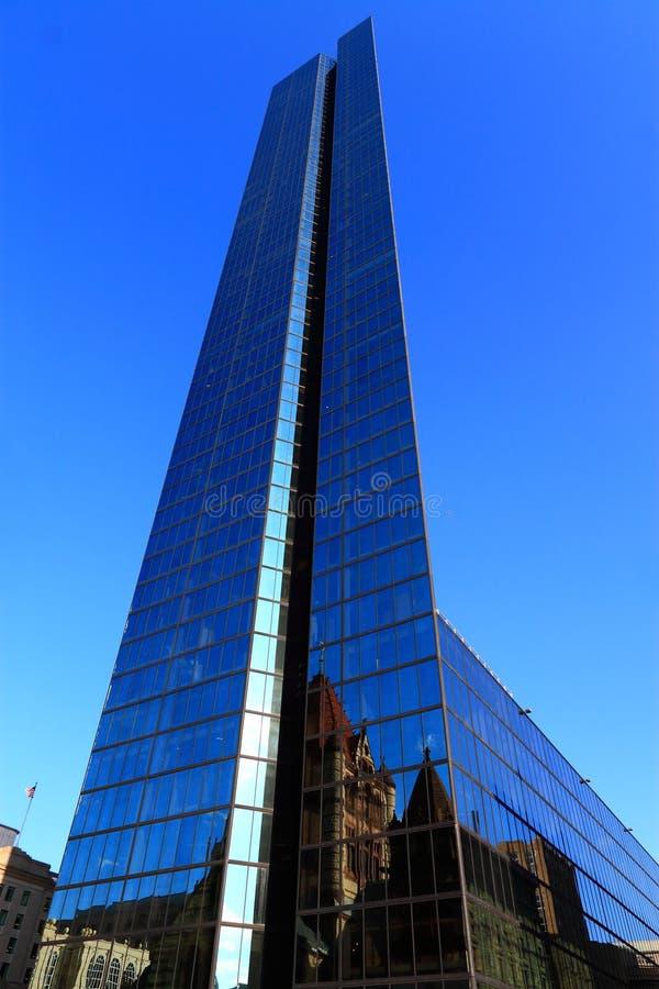 Gratte-ciel de Boston photos stock
