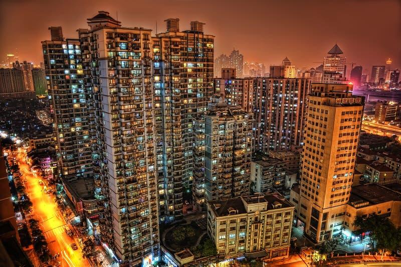 Gratte-ciel de Changhaï Lujiazui CBD image libre de droits