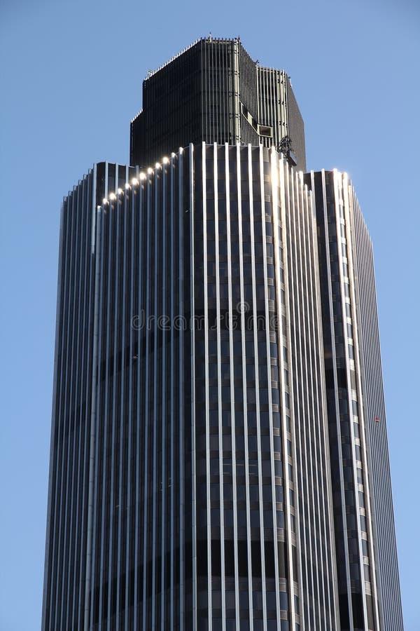 Gratte-ciel de la tour 42 images libres de droits