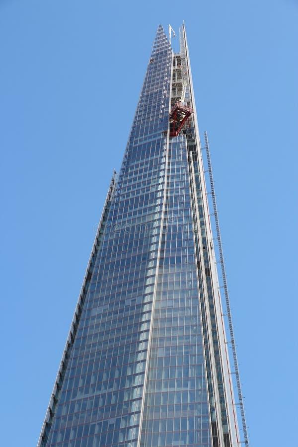 Gratte-ciel de Londres photo stock