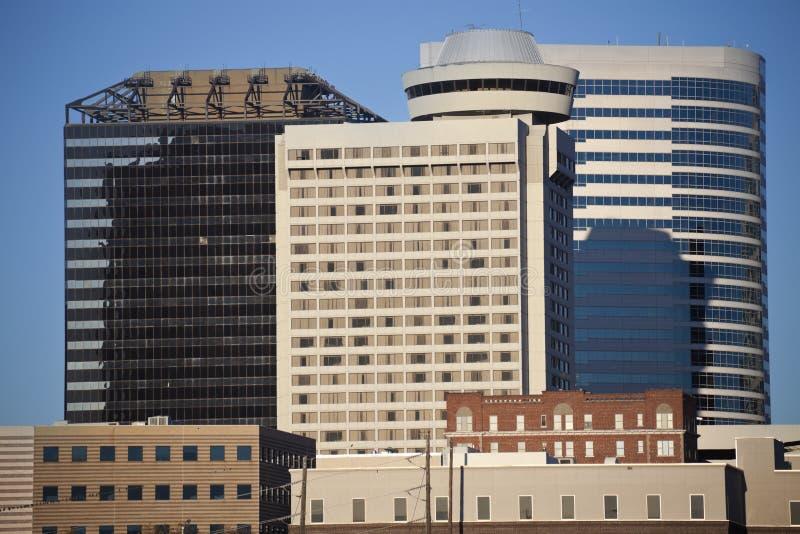 Gratte-ciel de Nashville photo libre de droits