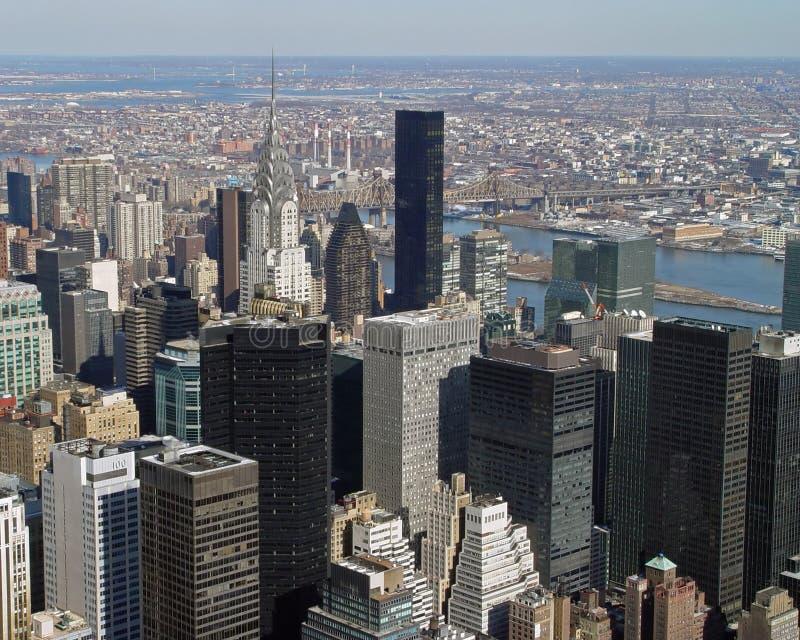Gratte-ciel de New York photos stock