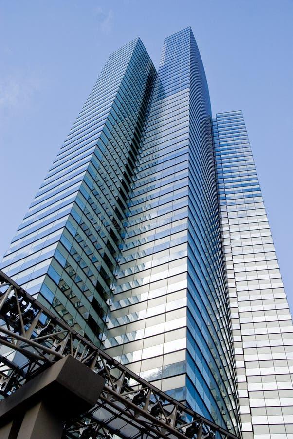 Gratte-ciel de Vdara chez CityCenter photographie stock libre de droits