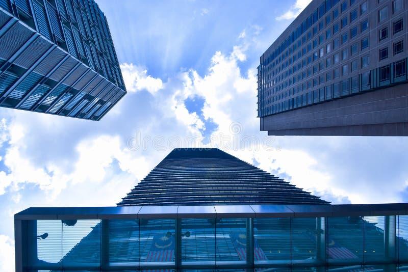 Gratte-ciel en Kuala Lumpur Malaysia photos libres de droits