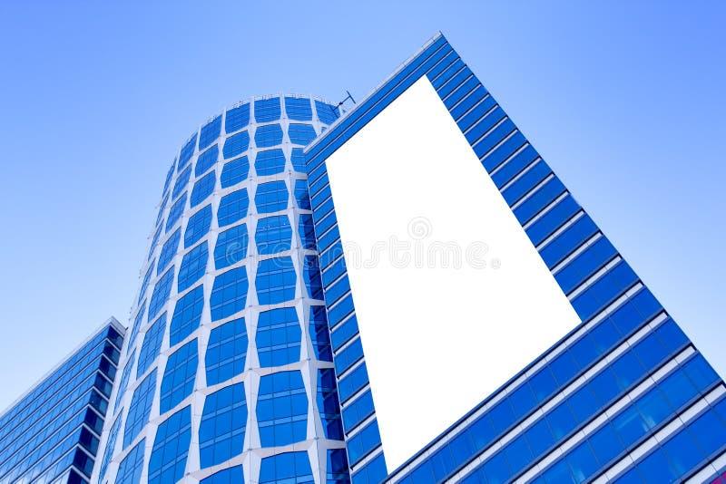 Gratte-ciel géométriques modernes photographie stock libre de droits